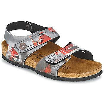 Čevlji  Deklice Sandali & Odprti čevlji Birki's BARI Planes / Disney
