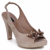 Čevlji  Ženske Sandali & Odprti čevlji Vic CALIPSO DRAL Bež