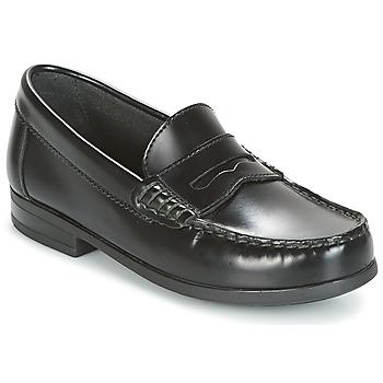 Čevlji  Otroci Mokasini Start Rite PENNY 2 Črna