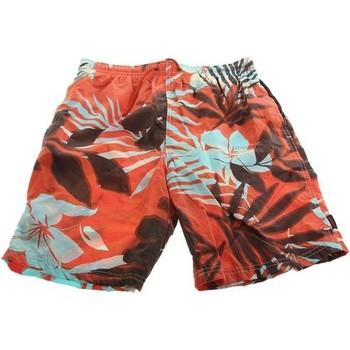 Oblačila Moški Kratke hlače & Bermuda Zagano Spodenki kąpielowe  2216-208 red