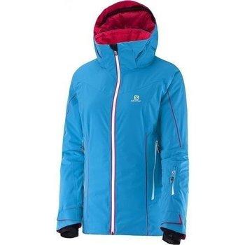 Oblačila Ženske Vetrovke Salomon Kurtka  Whitecliff W 374721 blue