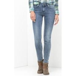 Oblačila Ženske Jeans skinny Lee Scarlett Skinny L526WMUX blue