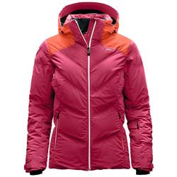 Oblačila Ženske Puhovke Kjus Kurtka  Ladies Snow Down LS15-709 30518 pink