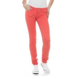 Oblačila Ženske Jeans skinny Wrangler Jeans  Molly Melon W251U229M red