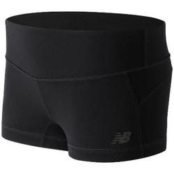 Oblačila Ženske Kratke hlače & Bermuda New Balance WS53106BK black