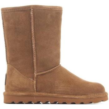 Čevlji  Ženske Škornji za sneg Bearpaw Elle Short 1962W-220 Hickory II brown