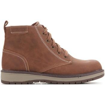 Čevlji  Otroci Polškornji Skechers Gravlen Brown 94060L-BRN brown