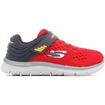 Čevlji  Otroci Nizke superge Skechers Skech-Lite-Micro 95054N-RDCC red