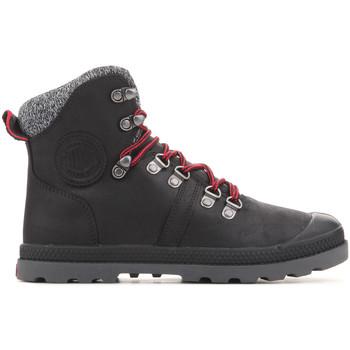 Čevlji  Ženske Pohodništvo Palladium Manufacture Pallabrouse Hikr 95140-041 black