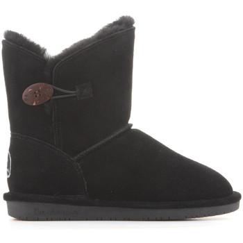 Čevlji  Ženske Škornji za sneg Bearpaw Rosie 1653W-011 Black II black