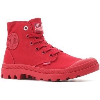 Čevlji  Visoke superge Palladium Pampa Hi Mono U 73089-607-M red