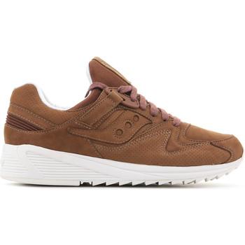 Čevlji  Moški Nizke superge Saucony Grid 8500 HT S70390-2 brown