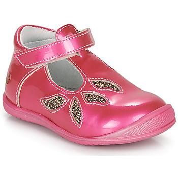 Čevlji  Deklice Sandali & Odprti čevlji GBB MARGOT Rožnata