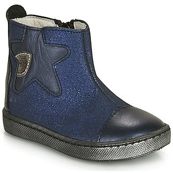 Čevlji  Deklice Polškornji GBB LIAT VTE BLEU DPF/2706