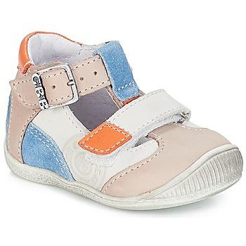 Čevlji  Dečki Sandali & Odprti čevlji GBB PIERRE Vtc / Sivo-modra / Dpf / Raiza