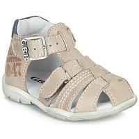 Čevlji  Dečki Sandali & Odprti čevlji GBB PRIGENT Siva