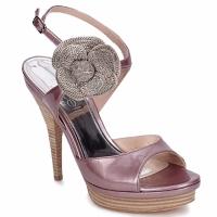 Čevlji  Ženske Sandali & Odprti čevlji Fericelli MINKA  vernice