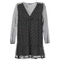 Oblačila Ženske Kratke obleke Betty London JASECLU Črna