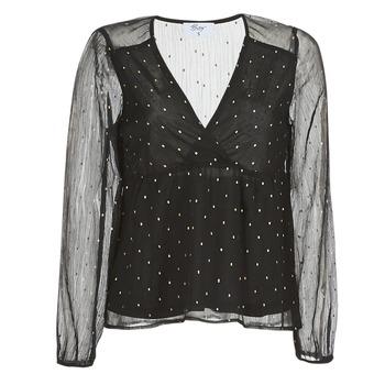 Oblačila Ženske Topi & Bluze Betty London JENASQUE Črna