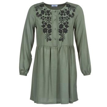 Oblačila Ženske Kratke obleke Betty London JARAZA Kaki