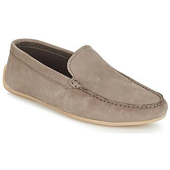 Čevlji  Moški Mokasini Clarks Reazor Edge Sage Nubuck