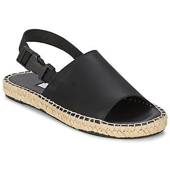 Čevlji  Ženske Sandali & Odprti čevlji Miista STEPH Črna
