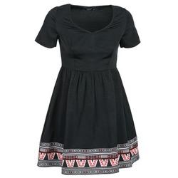 Oblačila Ženske Kratke obleke Eleven Paris NANA Črna