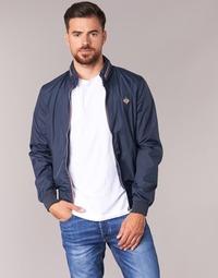 Oblačila Moški Jakne Schott CABILOTE Modra
