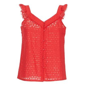 Oblačila Ženske Topi & Bluze Betty London KOCLA Rdeča