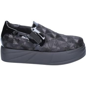 Čevlji  Ženske Slips on Jeannot Superge BX129 Črna