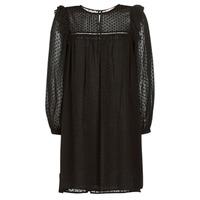 Oblačila Ženske Kratke obleke Moony Mood BREYAT Črna