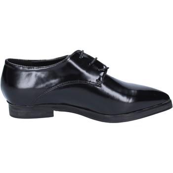 Čevlji  Ženske Čevlji Richelieu Francescomilano BX328 Črna