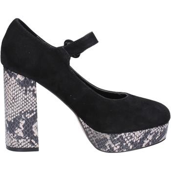 Čevlji  Ženske Salonarji Emanuélle Vee črpalke čevlje BX384 Črna