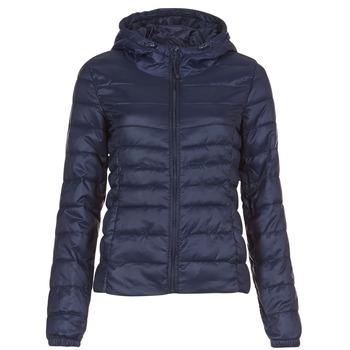 Oblačila Ženske Puhovke Only ONLTAHOE Modra