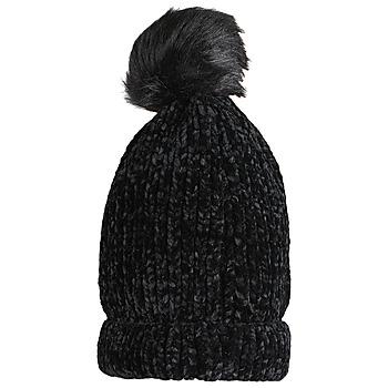 Tekstilni dodatki Ženske Kape André AURORE Črna