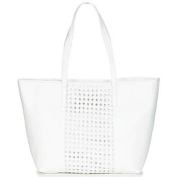 Torbice Ženske Nakupovalne torbe André ECLIPSE Bela
