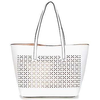 Torbice Ženske Nakupovalne torbe André FRIMOUSSE Bela
