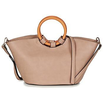 Torbice Ženske Nakupovalne torbe André APPOLINE Taupe