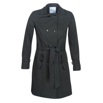 Oblačila Ženske Trenči Betty London JIVELU Czarny