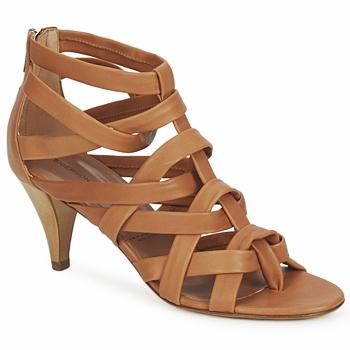 Čevlji  Ženske Sandali & Odprti čevlji Sigerson Morrison CARNICIA Tan