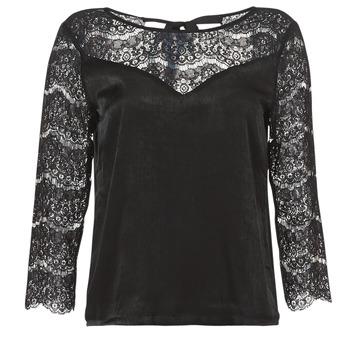 Oblačila Ženske Topi & Bluze Betty London JYRIAM Črna