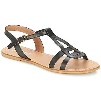Čevlji  Ženske Sandali & Odprti čevlji So Size DURAN Črna