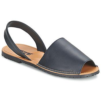 Čevlji  Ženske Sandali & Odprti čevlji So Size LOJA Modra