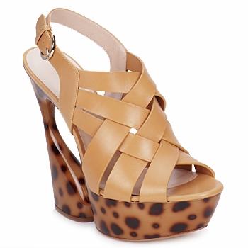 Čevlji  Ženske Sandali & Odprti čevlji Casadei MAGGY Sweet