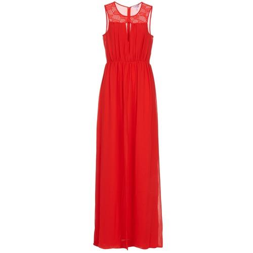 Oblačila Ženske Dolge obleke BCBGeneration LONU Rdeča