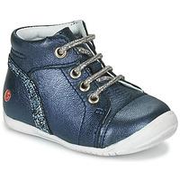 Čevlji  Deklice Polškornji GBB ROSEMARIE Modra