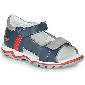 Čevlji  Dečki Sandali & Odprti čevlji GBB PARMO Modra
