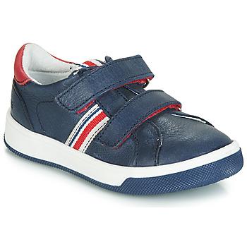 Čevlji  Dečki Nizke superge GBB NEVIS Modra