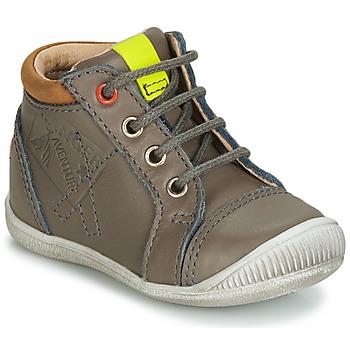 Čevlji  Dečki Visoke superge GBB TARAVI Siva