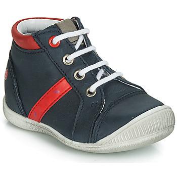 Čevlji  Dečki Visoke superge GBB TARAVI Rdeča